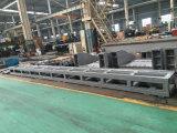 Автоматическ-Подавая машинное оборудование Cuting трубы металла лазера волокна системы