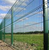 Prezzo basso saldato PVC all'ingrosso del recinto di filo metallico della Cina