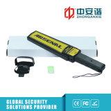 De hoge Compacte Handbediende Detectors van het Metaal met de Schakelaar van de Aanpassing van de Gevoeligheid