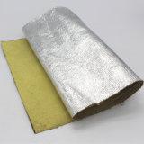 Il di alluminio ha ricoperto Kevlar panno di Aramid alluminato 14 once