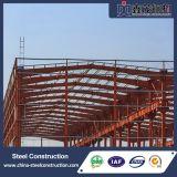 Edificio prefabricado de la estructura de acero de Qingdao, China