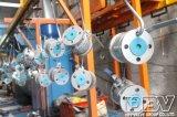 Válvula de esfera flangeada industrial