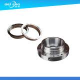 Кольцо нержавеющей стали частей 304 CNC таможни подвергая механической обработке для частей оборудования автоматизации