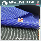 210d Polyester Rayon Interwoven Jacquard Oxford Fabric