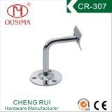 Кронштейн штуцеров поручня нержавеющей стали (CR-307)