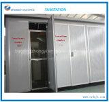 Zbw 조밀한 Prefabricated 유럽 유형 전기 변전소