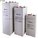 Batteria tubolare libera del gel 2V 1200ah di Opzv di manutenzione per solare