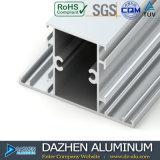 Perfil de aluminio de aluminio de Libia para el ODM del OEM de la puerta de la ventana
