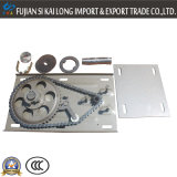 Kupfer-Ring-Rolle Shtter Motor Wechselstrom-600kg für Walzen-Tür