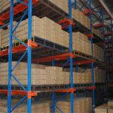Racking anticorrosivo del pallet di memoria d'acciaio del magazzino
