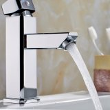 Hot Sale Bathroom Waterfall Tap Mixer Faucet de lavatório de latão