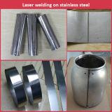 304 316 410ステンレス鋼の版の管のバット溶接自動レーザーの溶接工200W 400W YAGのレーザーソース