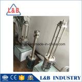 Sanitaria de acero inoxidable de alto cizallamiento del mezclador