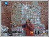 Presse hydraulique à recyclage semi-automatique avec meilleur prix