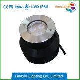 9Wステンレス鋼IP68 LEDの水中プールライト