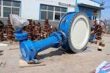 Dn3000 물 회람 시스템을%s 자동 세척 연결을%s 가진 두 배 방향 금속 밀봉 벨브