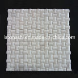Bathroom Flooring Tile를 위한 모자이크 Pattern Natural Marble Stone Mosaic