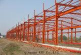 Het pre-gebouwde Geschilderde Kader van de Workshop van de Structuur van het Staal (kxd-SSW147)
