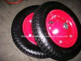 Rotella pneumatica della carriola