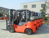Платформа грузоподъемника высокого качества 2500kg Gasoline Gp
