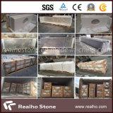 Parti superiori popolari e poco costose di vanità del granito di Bainbrook Brown G664 per la stanza da bagno