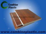 木の台所または浴室用キャビネットの代わりのためのプラスチックPVC材料