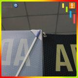 Регулируемое знамя винила стойки x пола для рекламировать (80*180cm)