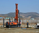 equipamento Drilling portátil de poço de água da esteira rolante 300meters