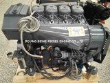 Motor Diesel de Beinei/motor de refrigeração ar F4l912 para a torre clara