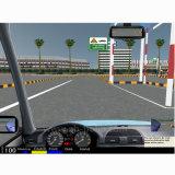 学校の教授のためのシミュレーターを運転する32inch自動車運転のシミュレーターのシミュレーター