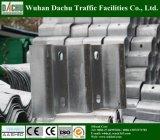 Glissière de sécurité d'acier inoxydable de butoir de chaussée