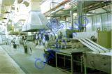 Chaîne de production de fibre discontinue de polyesters