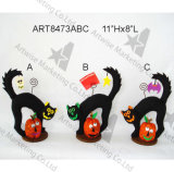 "5.5 "" contenitore Halloween Decoration-5asst dell'ossequio di H Halloween"