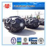 Geführte CCS Bescheinigungs-Lieferung pneumatische Gummischutzvorrichtung
