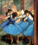Oil Painting - Degas 1