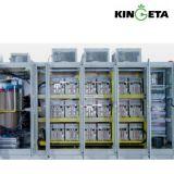 Convertitore di frequenza di rendimento elevato 2500kVA di Kingeta 50Hz /60Hz