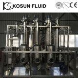 Preço do evaporador do vácuo da amônia do efeito múltiplo de aço inoxidável