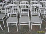 金のVersallesの固体木の椅子、イベントのためのナポレオンの椅子