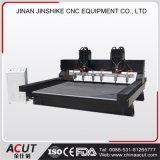 Máquinas de grabado de piedra del CNC, máquina del ranurador del CNC, CNC Router