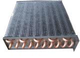 Kupfernes Gefäß-Aluminiumflosse-Kondensator