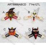 De grote Bevindende Decoratie van Halloween cijfer-Halloween
