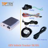 Rastreador de GPS do Veículo de Monitoramento de Voz com Desligamento Remoto Função do Motor Tk108 (WL)