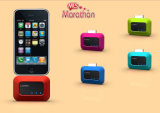 iPhoneおよびiPodのための太陽充電器