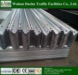 يغلفن فولاذ طريق عامّ درابزون مع فولاذ موقع