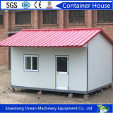 Camera prefabbricata del contenitore per la vacanza/ufficio/il funzionamento/domestico