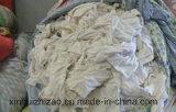 Coton blanc de qualité essuyant Rags