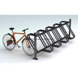 Estantes derechos de la bici de la bicicleta de la montaña