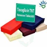 Tablecloth descartável do Nonwoven dos fornecedores TNT PP de China
