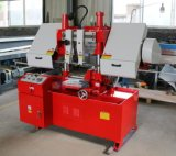 La venda horizontal vio la sierra de la máquina Gh4228