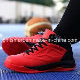 De Basketbalschoenen van Perfomance van de Sporten van de nieuwe Mensen van de Aankomst